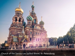 St. Petersburg Visa Free Tours